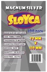 Koszulki Magnum Silver 70x110mm (100szt) SLOYCA