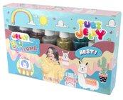 Tubi Jelly 6 kolorów - Lama TUBAN