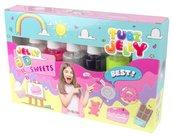 Tubi Jelly 6 kolorów - Słodycze TUBAN