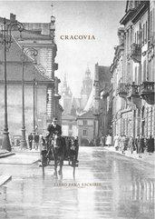 Kraków w. hiszpańska. Książka do pisania