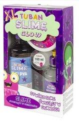 Zestaw Super Slime XL - Glow in the dark TUBAN