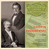 Polska liryka wokalna:Chopin, Paderewski i inni CD