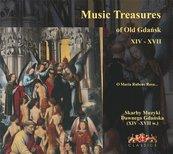Skarby muzyki dawnego Gdańska- O Maria Rubens.. CD