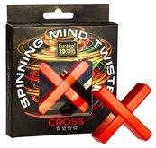 Łamigłówka Krzyżyk (Cross Puzzle) - poziom 4/4 G3