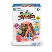 Beakers Creatures. Wielka Erupcja Wulkanu