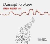 Dziesięć kroków. Memoriał Warszawski 1944 CD