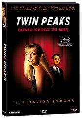 Twin Peaks. Ogniu krocz ze mną DVD