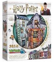 Wrebbit puzzle 3D 285 el Weasley's Wizard