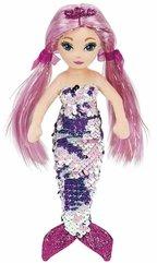 TY Mermaids Lorelei - fioletowa syrenka 27cm
