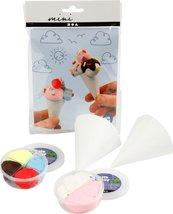 Zestaw mini mas plastycznych - Lodowy rożek