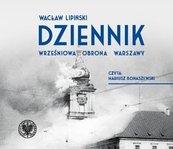Dziennik. Wrześniowa obrona Warszawy audiobook