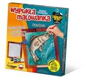Wypukła Malowanka Ryba - Sandacz