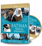 Ludzie Boga. Fatima. Trzecia tajemnica DVD+książka