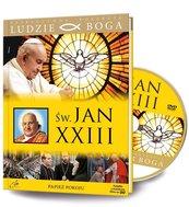 Ludzie Boga. Św. Jan XXIII DVD + ksiażka