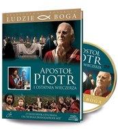 Ludzie Boga. Apostoł Piotr DVD + książka