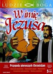 Ludzie Boga. W imię Jezusa 5 DVD + ksiażka