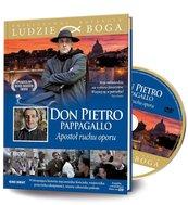 Ludzie Boga. Don Pietro Pappagallo DVD + książka