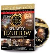 Ludzie Boga. Sekrety jezuitów DVD + książka