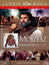 Ludzie Boga. Mojżesz prawodawca cz.2 DVD + ksiażka