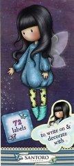 Zestaw samoprzylepnych etykiet - Bubble Fairy