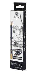 Ołówek do szkicowania 7B Artea Box (12szt) ASTRA