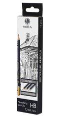 Ołówek do szkicowania HB Artea Box (12szt) ASTRA