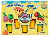 Masa plastyczna Owoce