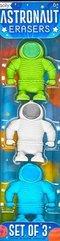 Gumki do ścierania Astronauci 3 sztuki