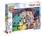 Puzzle 24 Maxi Super kolor Toy story 4