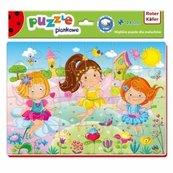 Miękkie puzzle A4 Śmieszne zdjęcia Wesołe wróżki