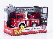 Straż pożarna z napędem 22 cm