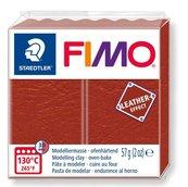 Masa Fimo Leather effect 57g rdzawy