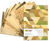 Blok A4/10K Gold 150g-230g HAPPY COLOR