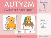 Autyzm - ćwiczenia stolikowe Zestaw1 zabawki