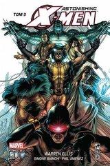 Astonishing X-Men T.3