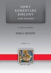 Nowy komentarz biblijny. Księga Sędziów 6-12