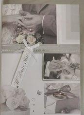 Karnet ślubny B6 Premium 38 + koperta
