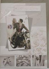 Karnet ślubny B6 Premium 37 + koperta