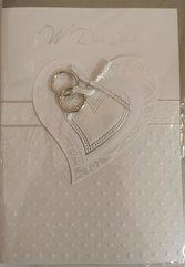 Karnet ślubny B6 Premium 31 + koperta