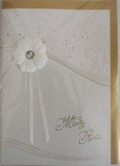 Karnet ślubny B6 Premium 30 + koperta
