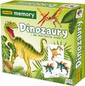 Dinozaury i inne prehistoryczne potwory memory