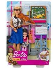 Barbie Kariera. Nauczycielka muzyki z zestawem