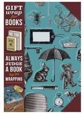 Gift wrap Papier do książki Victoriana