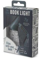 The Little Book LIght Lampka do książki szara