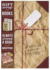 Gift wrap Papier do książki Brown paper parcel