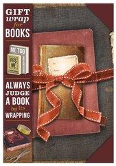 Gift wrap Papier do książki Vintage books
