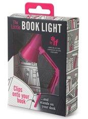 The Little Book Light Lampka do książki różowa