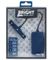 Bright Book Light Lampka do książki niebieska