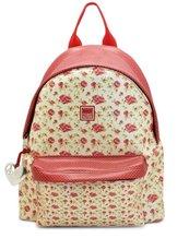 Vintage B Plecak mały kwiaty