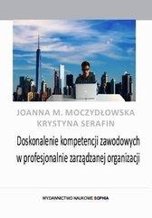 Doskonalenie kompetencji zawodowych w profesj. ...